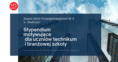 O projekcie, który zmotywował niejednego ucznia do nauki opowie  Agnieszka Zalewska-Wróbel, dyrektor szkoły.
